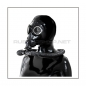 Preview: Deluxe M41-GP5 gasmask-zipperhood-system PROTECT-M with ringtube-set and rebreathing-bag