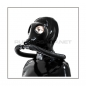 Preview: Deluxe M85 gasmask-zipperhood-system PROTECT-I with ringtube-set and rebreathing-bag