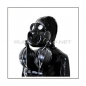 Preview: Deluxe PBF gasmask-zipperhood-system HEAVY-2B with 2 rebreathing-bags-sets and thread-cover