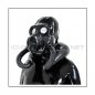Preview: Deluxe PBF gasmask-zipperhood-system SMELLBAG-2B with neckrespirator-rubbersmell-bag-set