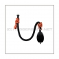 Preview: Breathing reduction set with breathing bag 2 liter and 100 cm = 40 inch premium quality tube with gas mask thread