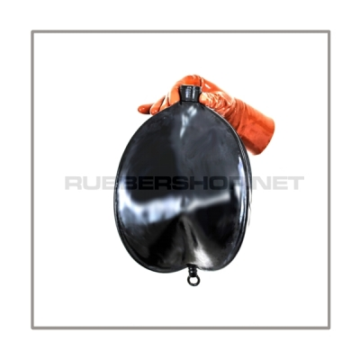 Rebreathing bag RB-M6 with 22 mm medical-port and 6 litre volume