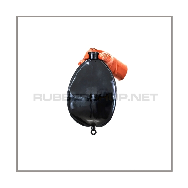Rebreathing bag RB-M3 with 22 mm medical-port and 3 litre volume