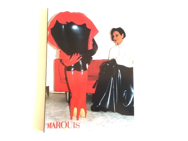 Marquis Photo Book